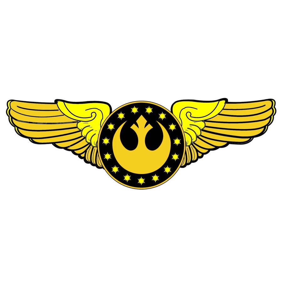 New Republic Sr. Pilot Wings