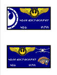 Wildcards Squadron Nameplate