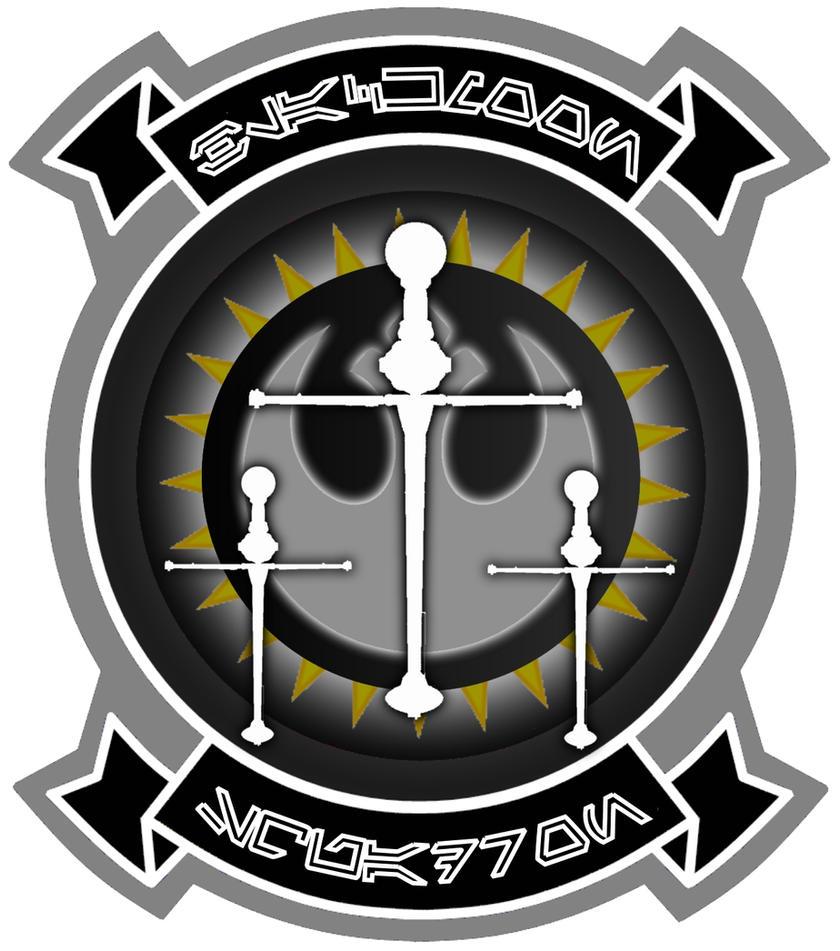 Blackmoon Squadron Insignia by viperaviator