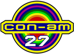 Con-Am 27 Mining Outpost Logo
