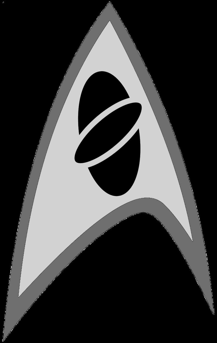 New Star Trek Science Logo