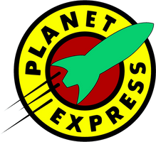 Planet Express Insignia by viperaviator