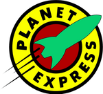 Planet Express Insignia