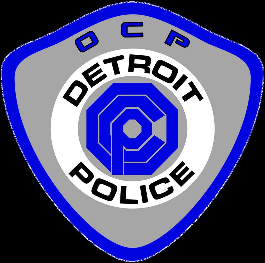 OCP Detroit Police Insignia by viperaviator