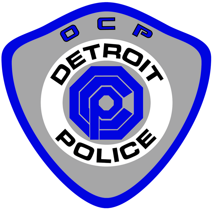OCP Detroit Police Insignia