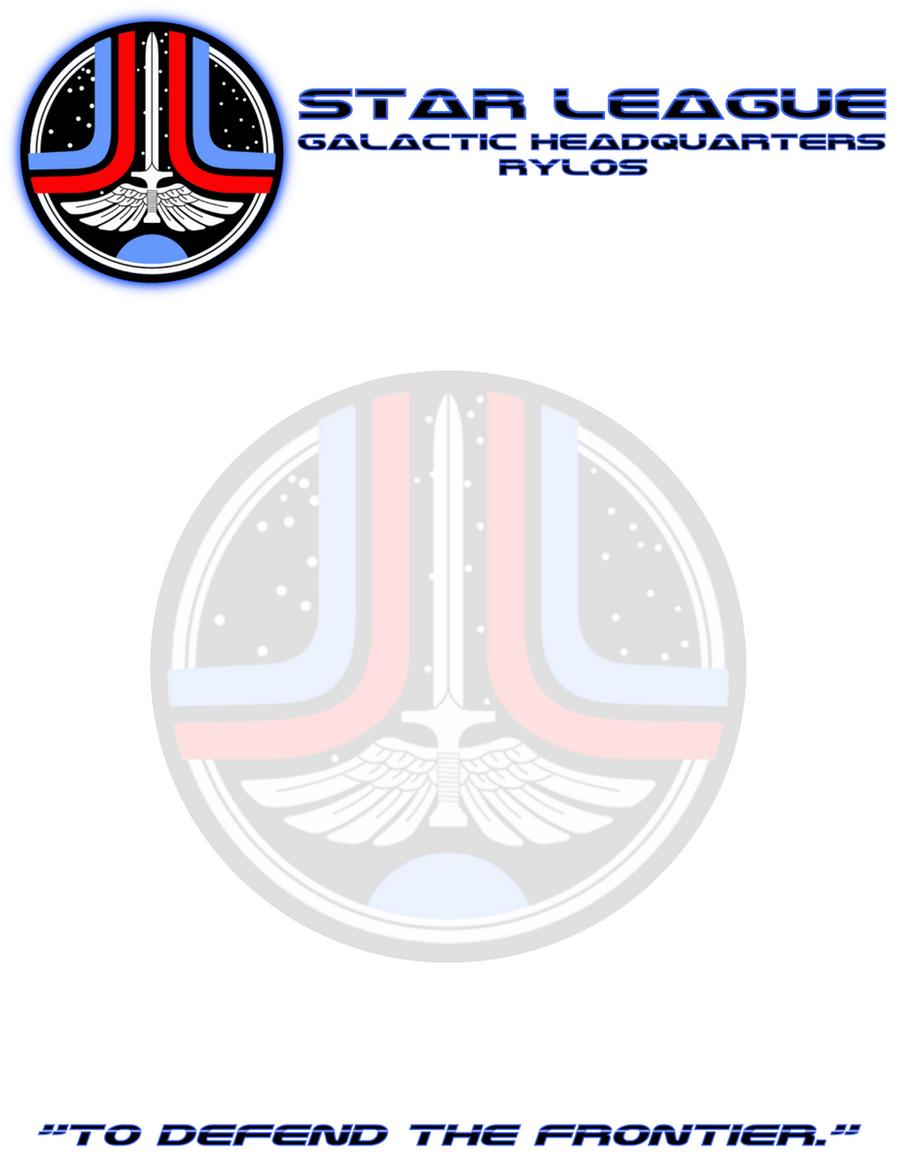 Star League Letterhead by viperaviator