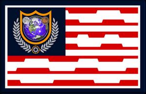 United Earth Flag by viperaviator