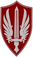Battlestar Pegasus Insignia