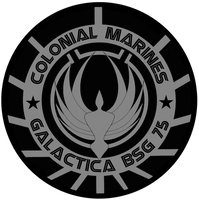 BSG Colonial Marines by viperaviator