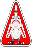 VF-1J Flight Insignia