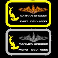 seaQuest Revised Nameplates