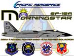 SF-15A Morningstar Poster