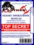 FA-70A Flight Manual Cover by viperaviator