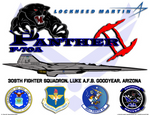 F-70A USAF Panther 2 Poster by viperaviator