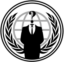 Anonymous Logo by viperaviator