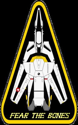 Skull Squadron Triangle
