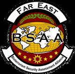 BSAA Insignia Far East