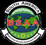 BSAA Insignia South America
