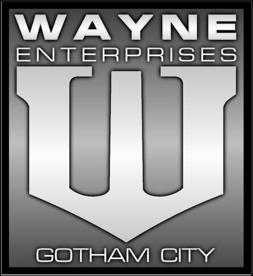 Wayne Enterprises Logo by viperaviator on DeviantArt
