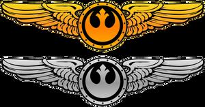 New Republic Pilot Wings V.2