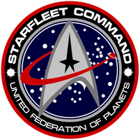 Starfleet Command Insignia Modified by viperaviator