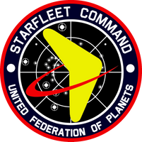 Starfleet Command Insignia TOS by viperaviator