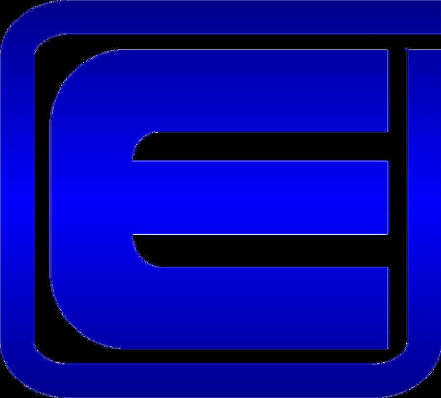 ENCOM 'E' Logo