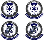 501st Fighter Group Insignias