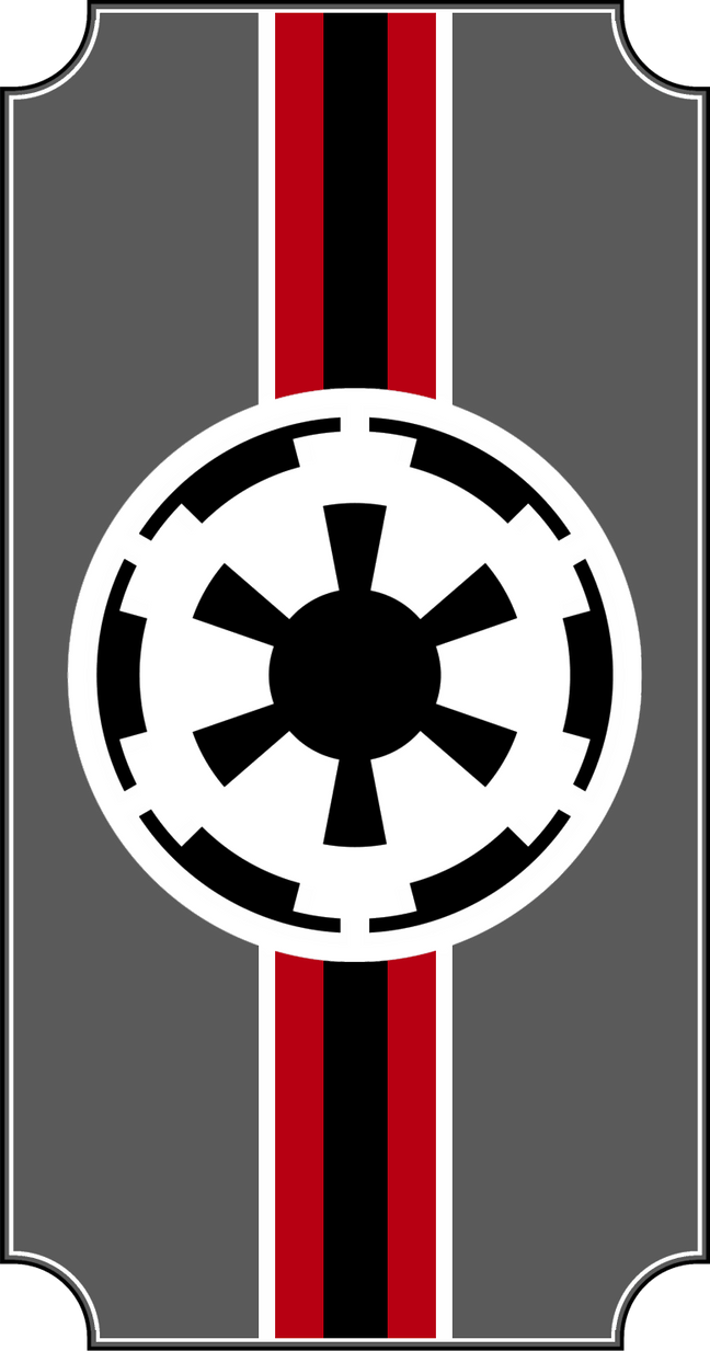 First Galactic Empire Banner by viperaviator