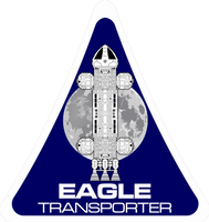 Eagle Transporter Flight Insignia by viperaviator