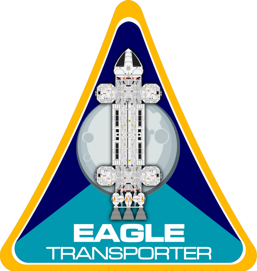 Eagle Transporter Flight Insignia v.2 by viperaviator