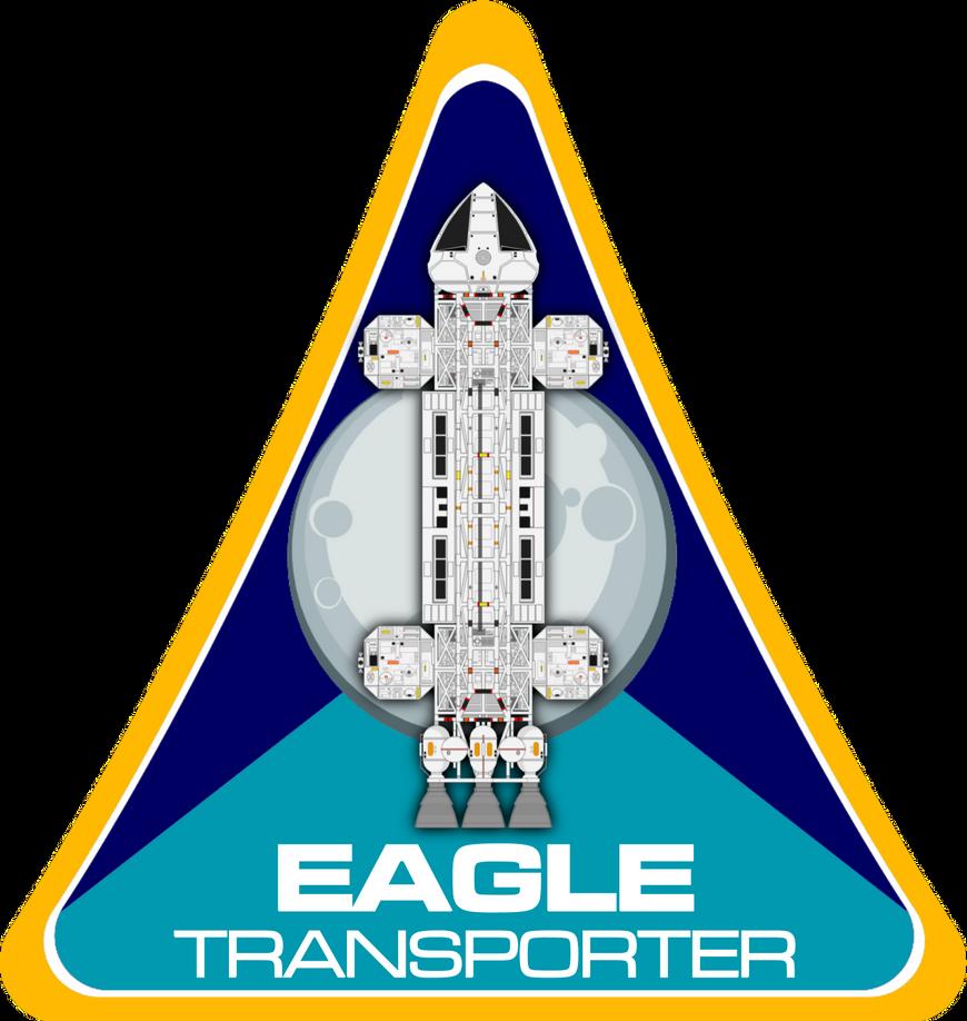 Eagle Transporter Flight Insignia v.2 by viperaviator