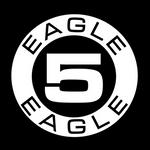 Space: 1999 Eagle 5 Insignia Canon
