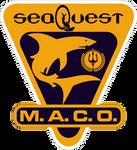 seaQuest DSV M.A.C.O. Insignia