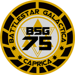 Old Meets New Battlestar Galatica Insignia