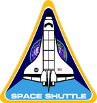 NASA Space Shuttle Insignia Modified