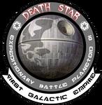 Death Star Insignia