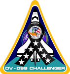 OV-99 Challenger STS-51-L Remembrance