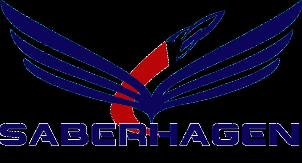 Saberhagen Aerospace Logo by viperaviator on DeviantArt