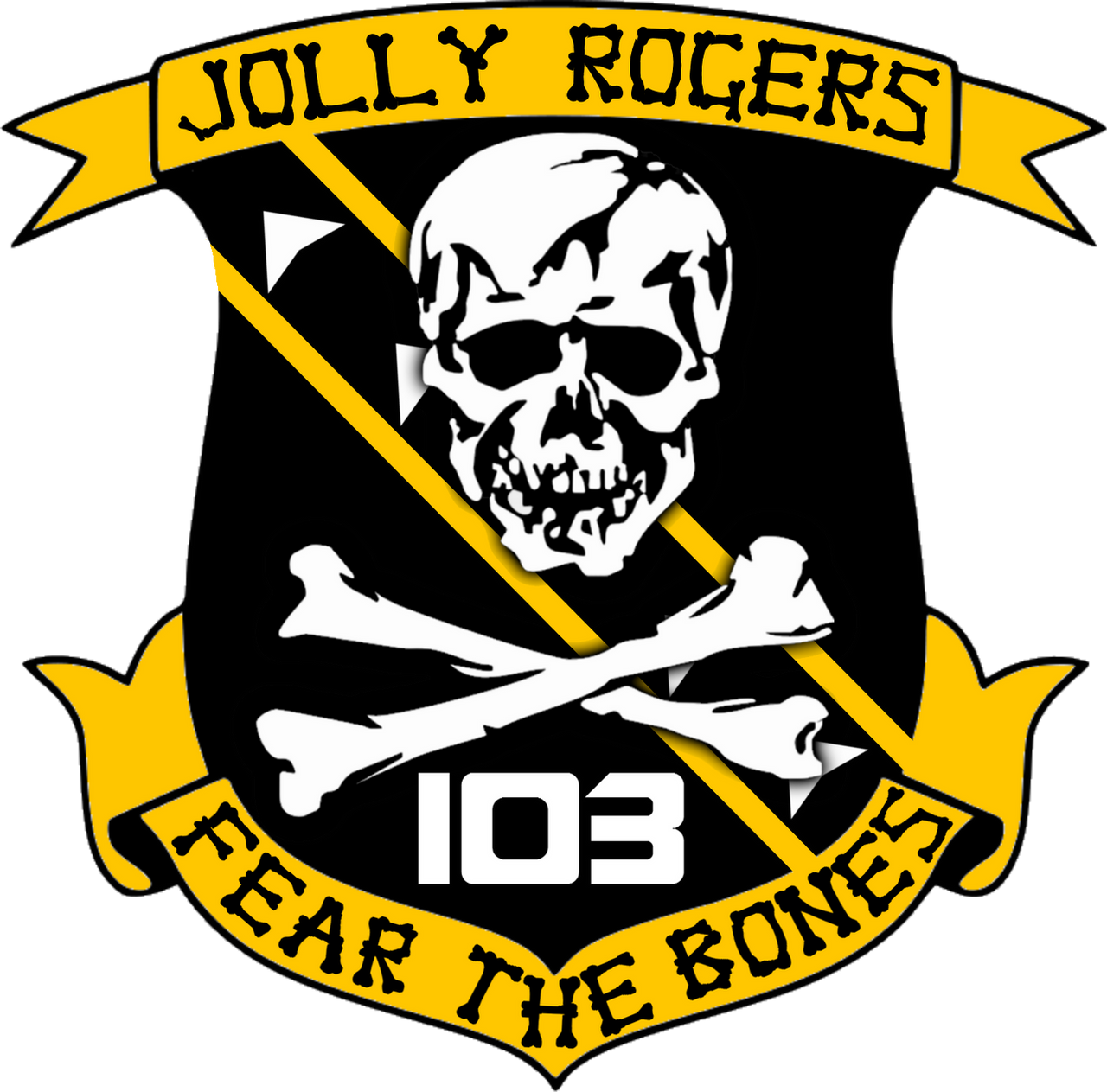 bsg vfs 103 jolly rogers squadron insignia by viperaviator dodge viper clipart viper logos clipart