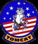Grumman F-14 Tomcat Flight Insignia
