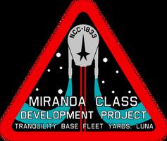 Miranda Class Development Project Insignia by viperaviator