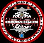 USS Enterprise Refit S.L.E.P. Insignia