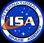 Star Trek International Space Agency Insignia