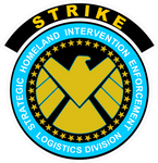 S.H.I.E.L.D. Strike Insignia Captain America WS