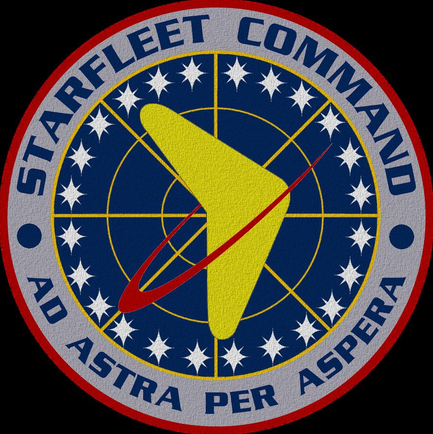 Star Trek TOS Starfleet Command Crest Redesigned by viperaviator
