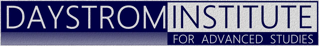 Daystrom Institute Logo Banner by viperaviator