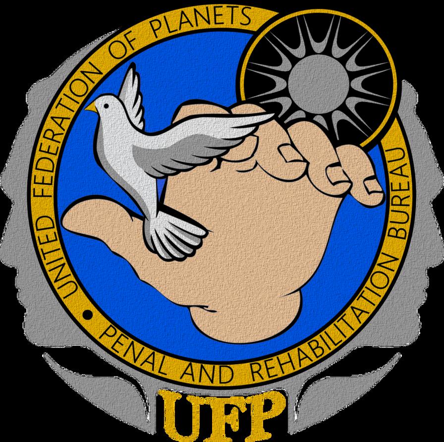 UFP Penal and Rehabilitation Bureau Crest by viperaviator