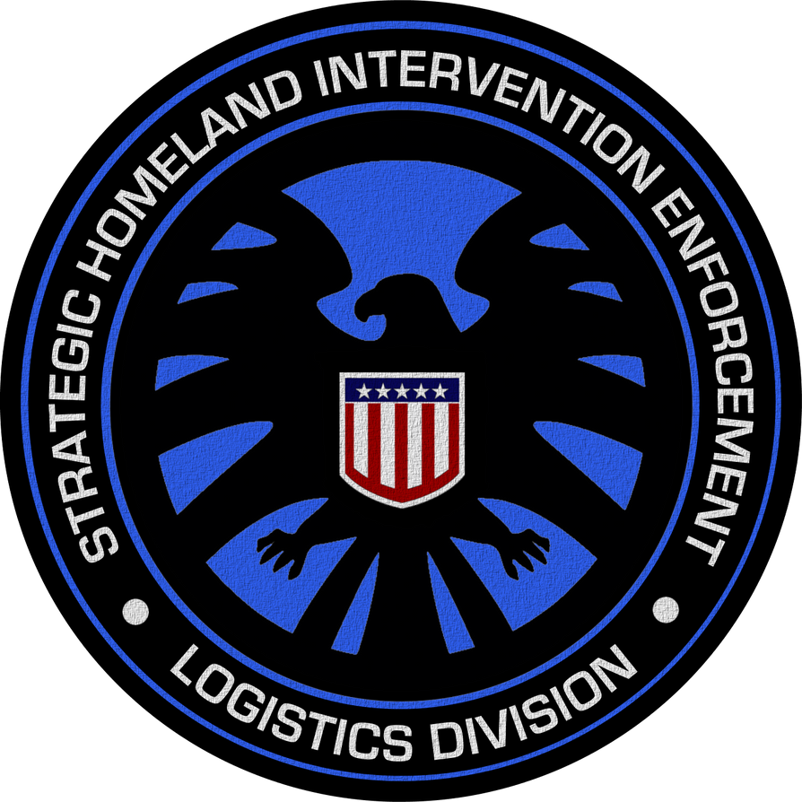 S.H.I.E.L.D. Insignia Old School by viperaviator
