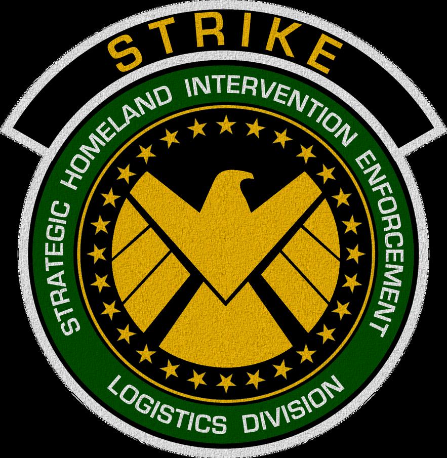 S.H.I.E.L.D. Strike Insignia Revised by viperaviator